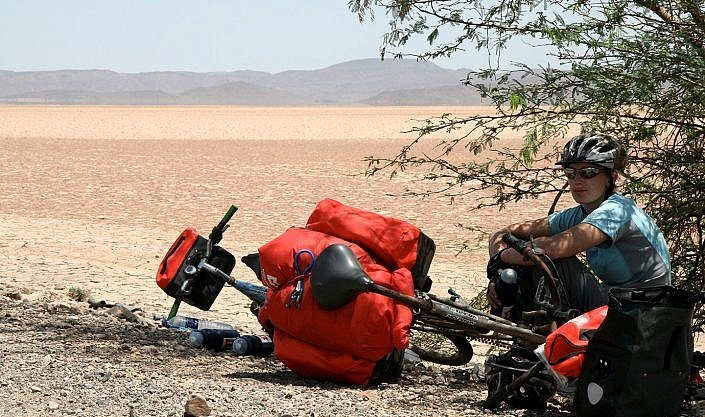 Cycling across Africa