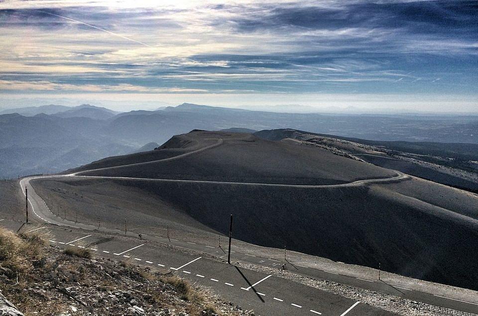 Mont Ventoux 3 Sides