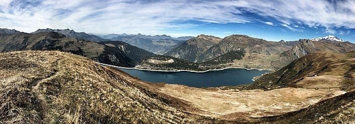 Lac Roselend