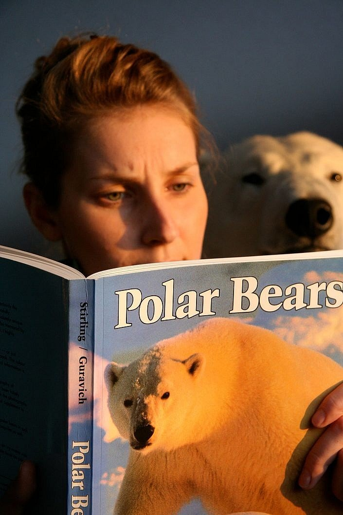 Katie-Jane & Polar Bears