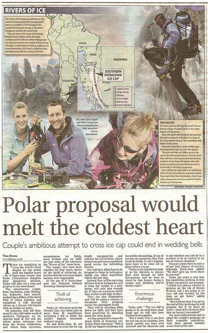 Western Daily Press 2009