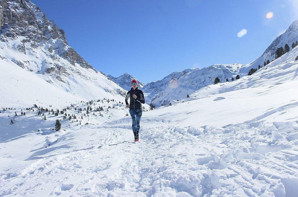 Snow Marathon