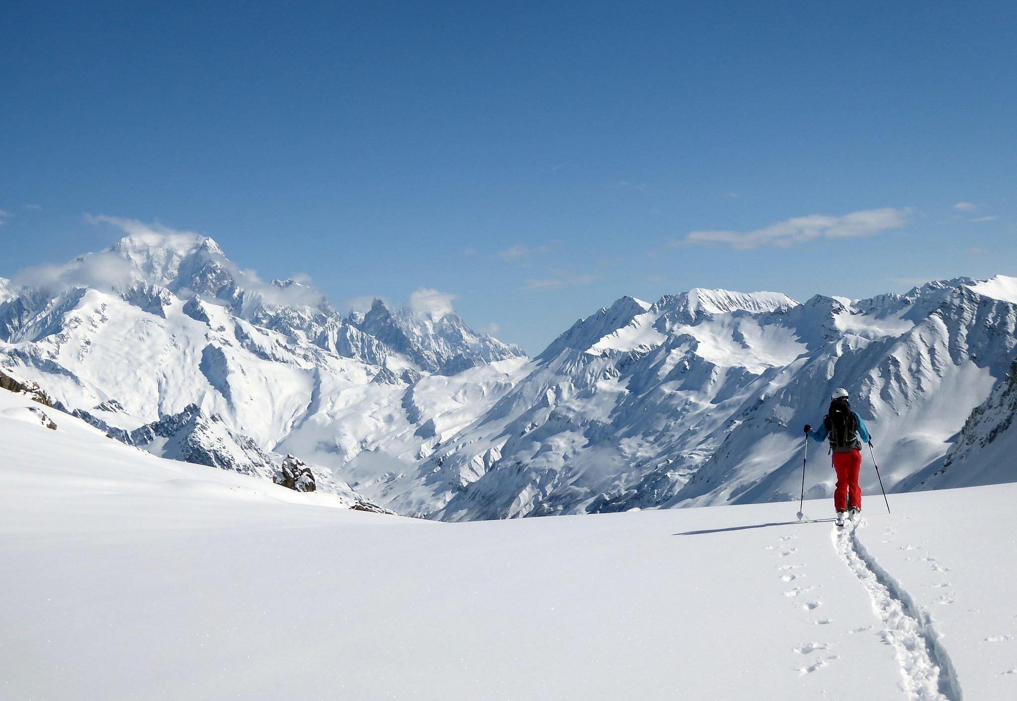 The Col du Grand Fond