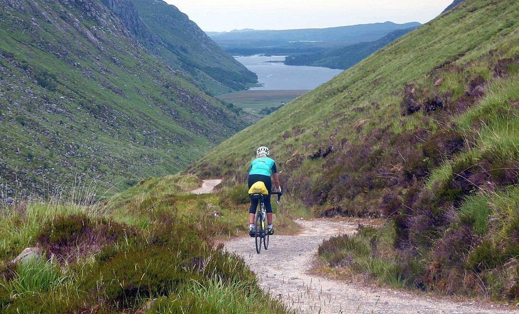 Transatlantic Way Bike Race