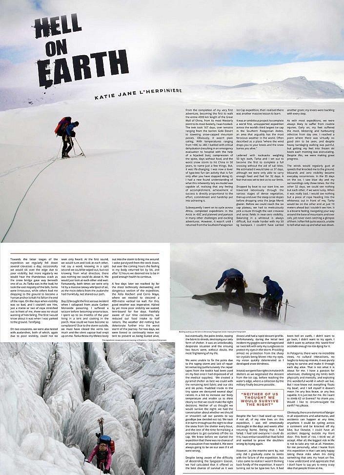 Intrepid Magazine 2018