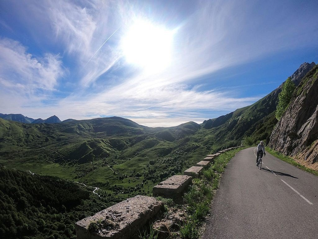 Cycling the Pyrenees