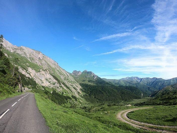 Col d'Aubisque, Pyrenees