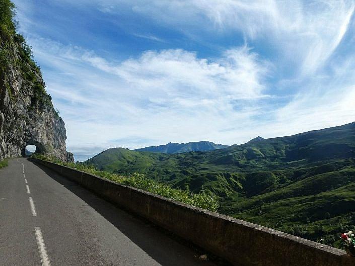 Col d'Aubisque Stage 10