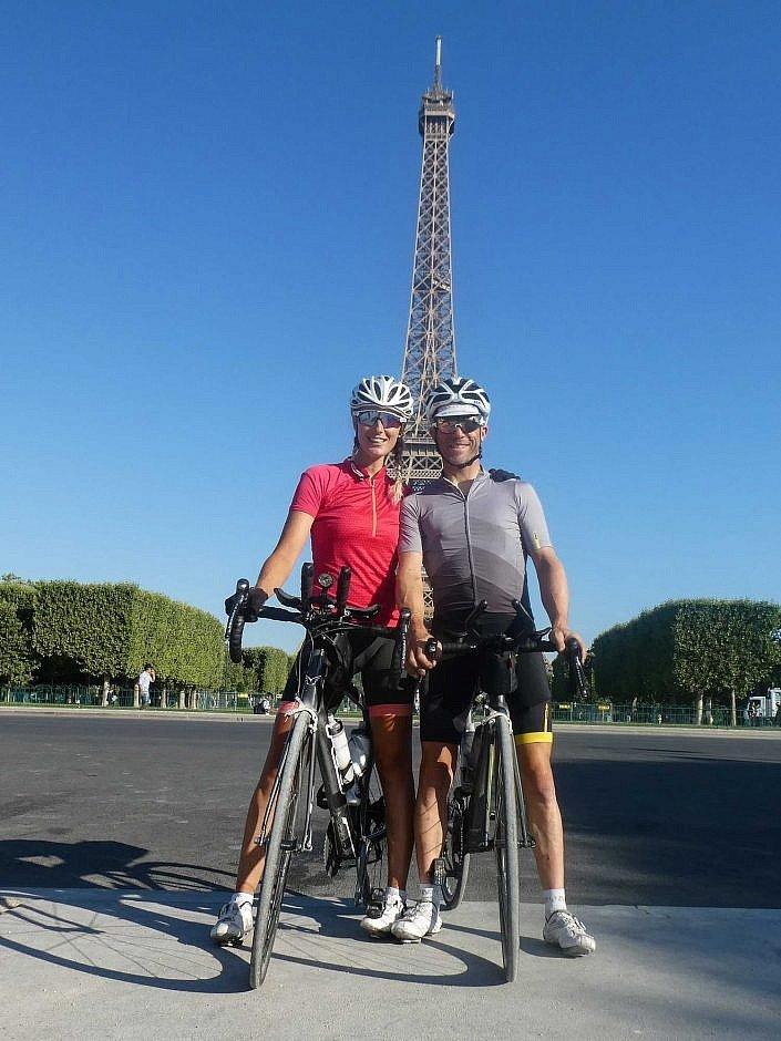 Returning to Paris