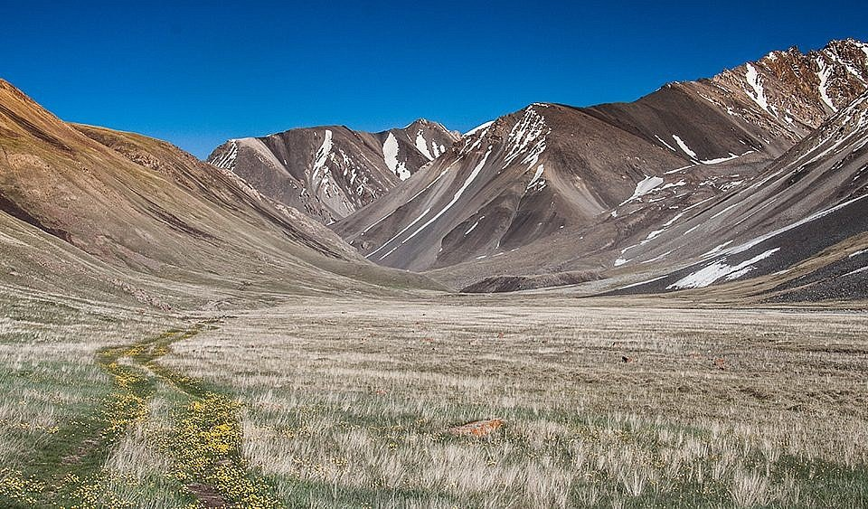 Heading to Kyrgyzstan for the Silk Road Mountain Race