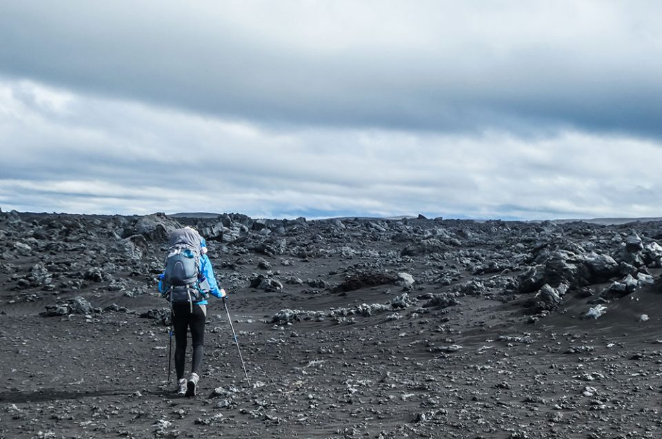 Iceland Traverse – Diary from the Trail