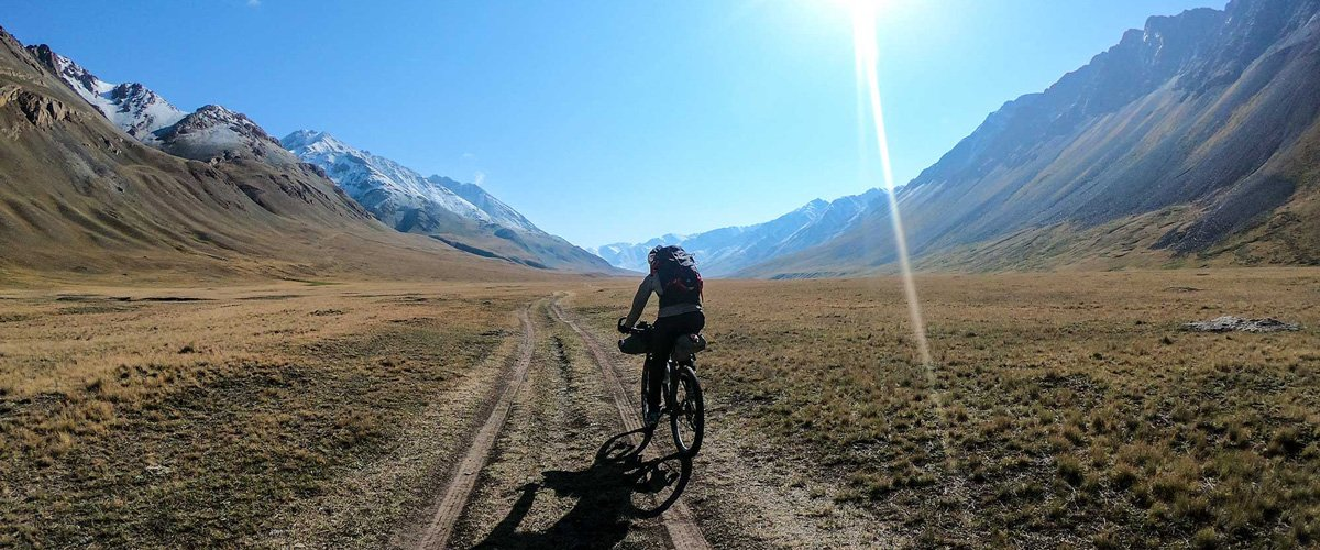 Silk Road Mountain Race