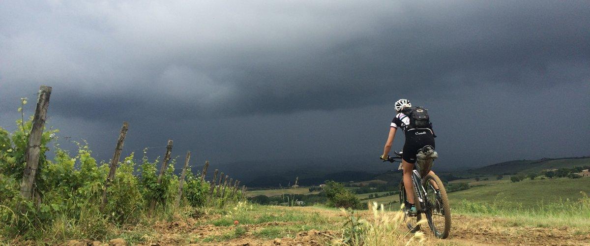Tuscany Trail Bikepacking Race