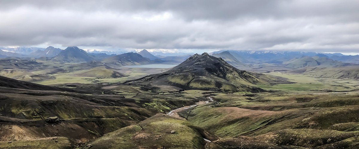 Solo Iceland Traverse